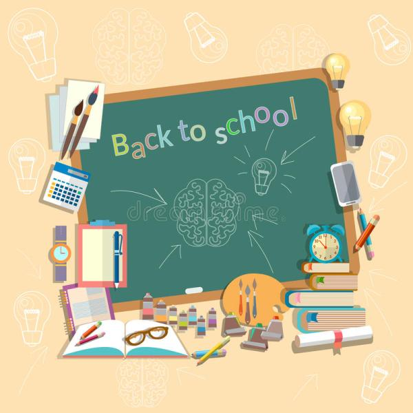 College Back to School Boards