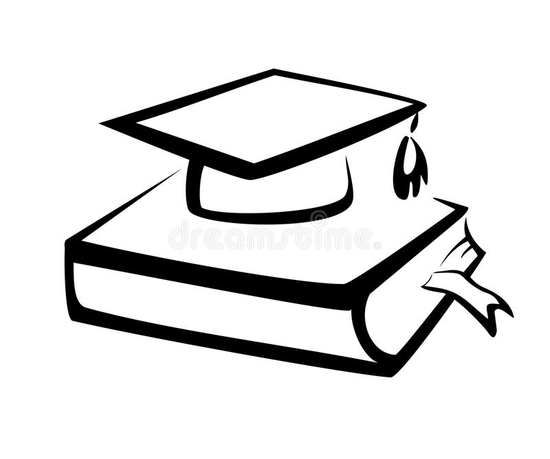 Education Symbol, Knowledge Concept Stock Vector