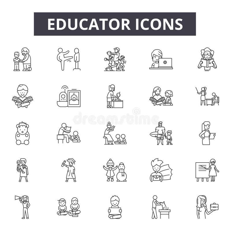 Educator Stock Illustrations