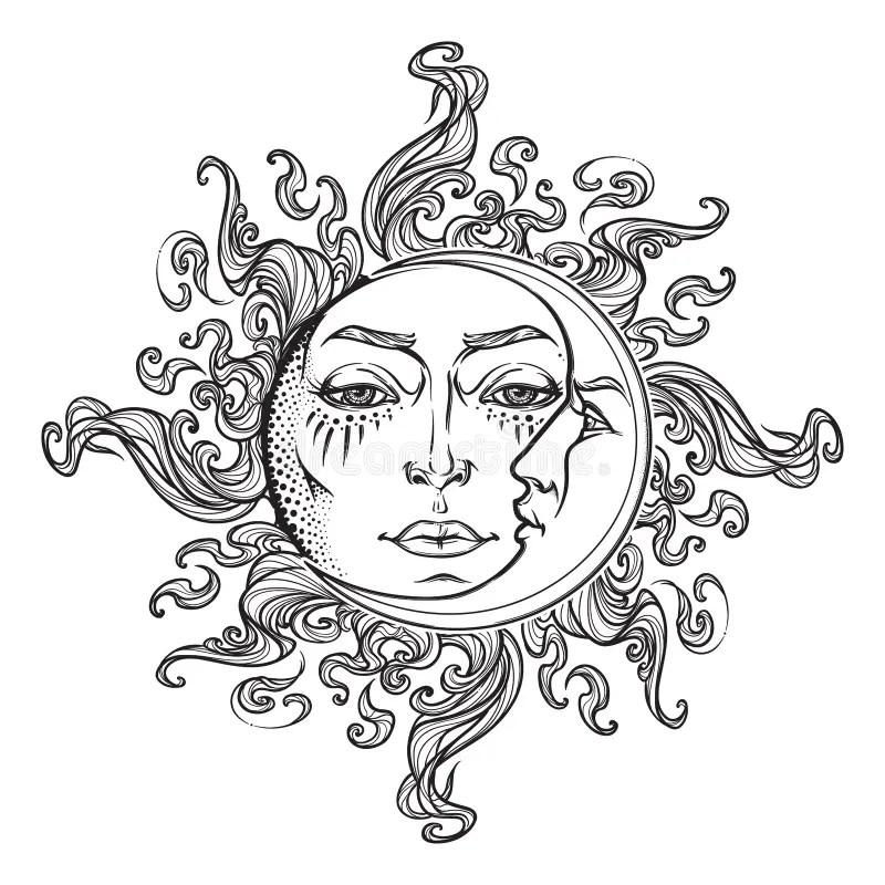 Luna Creciente Tatuaje