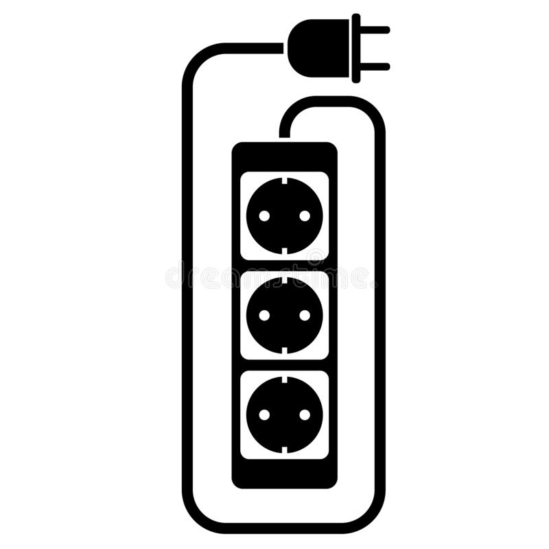 Electric Cord Stock Illustrations