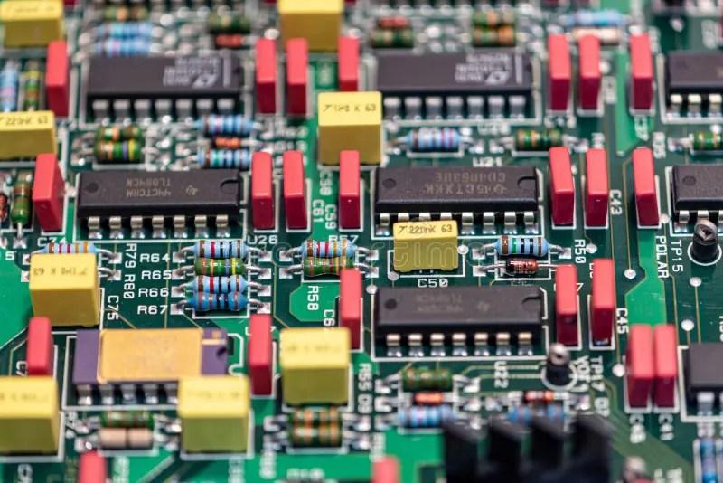 Component Level Pcb Repair Printed Circuit Board Repair Component