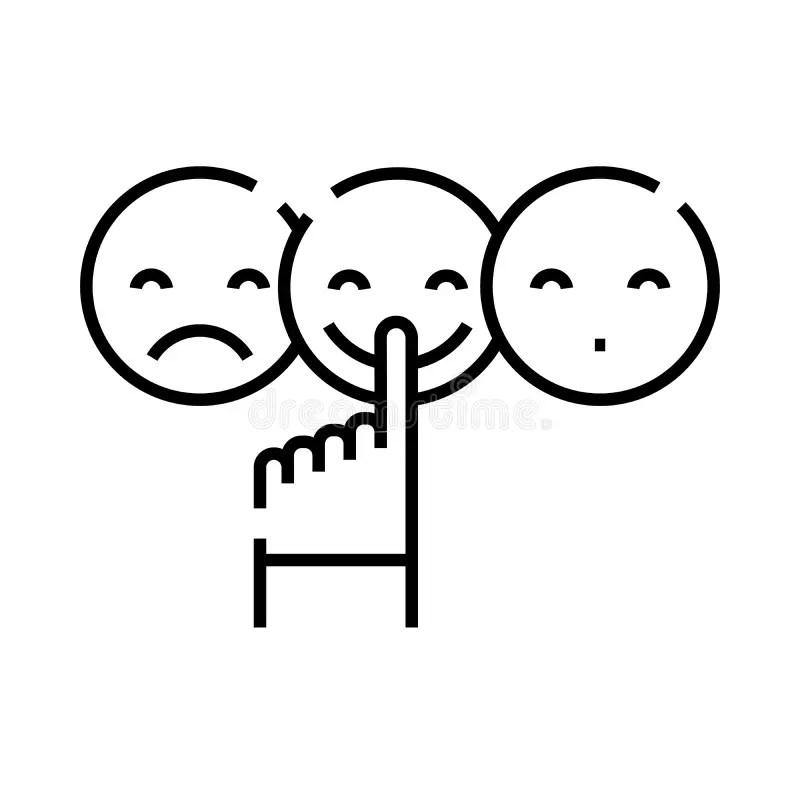 Human Resource Review Illustration Design Stock