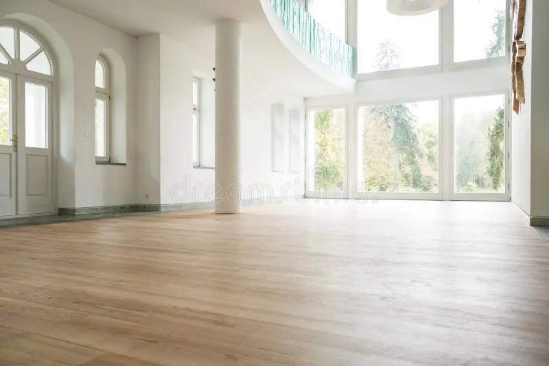 Empty living room stock photo Image of building elegant