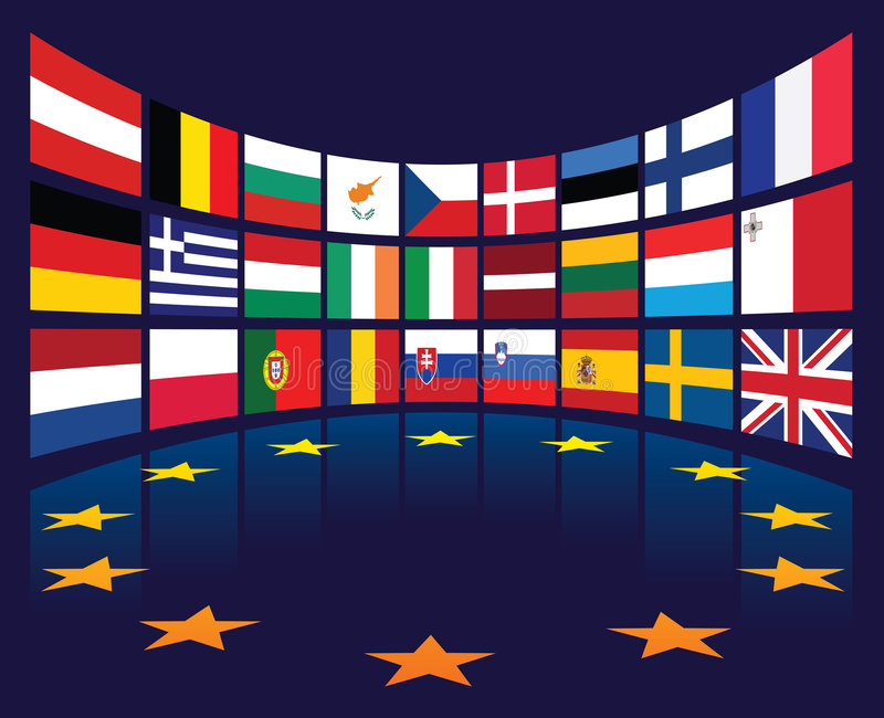 Image result for eu flags