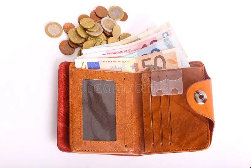 Euros Money Stock Photo Image Of Coin Cent Euros