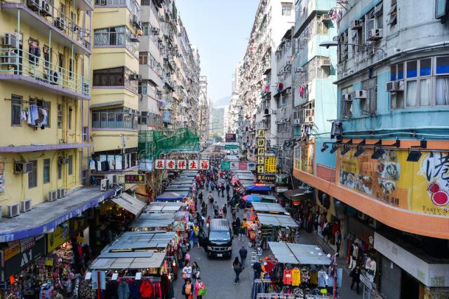 Image result for fa yuen street