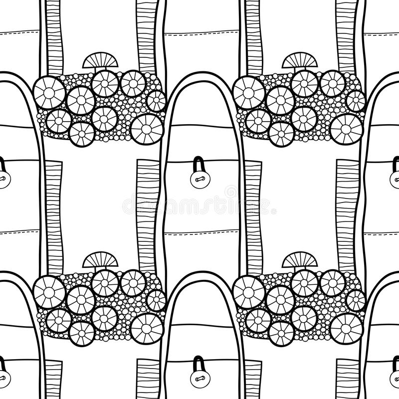 Fashion Purse Coloring Pages Sketch Coloring Page