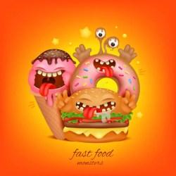 Food Monster Stock Illustrations 9 435 Food Monster Stock Illustrations Vectors & Clipart Dreamstime