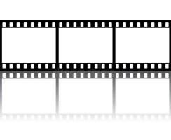 Film Strip Stock Image   Image 9013691