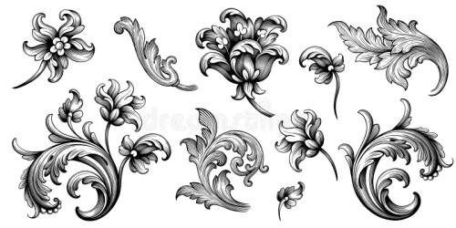 Flower Stock Illustrations 2 453 862 Flower Stock Illustrations Vectors & Clipart Dreamstime