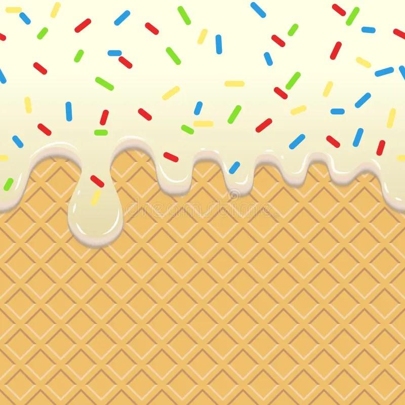 Melting Ice Cream Simple Wallpaper Designs: Slime Backgrounds Tumblr