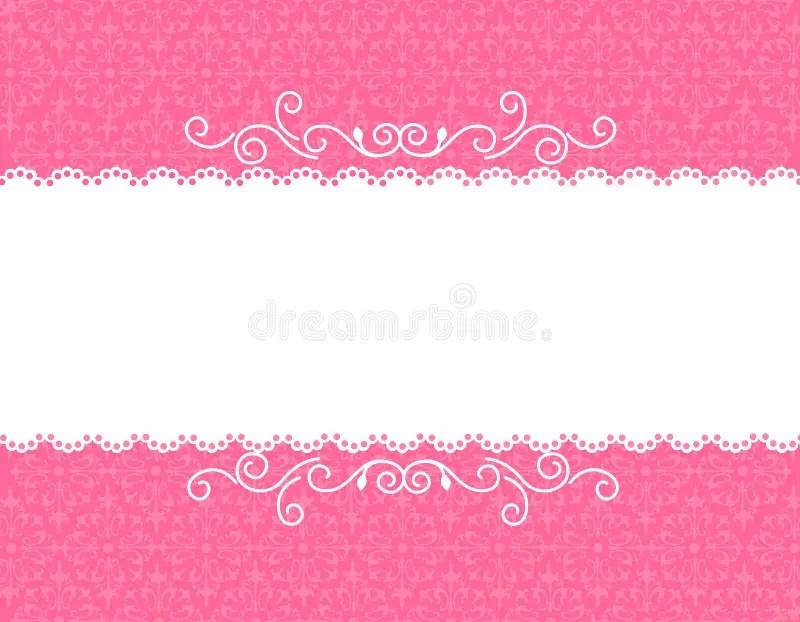 fond de carte d invitation illustration