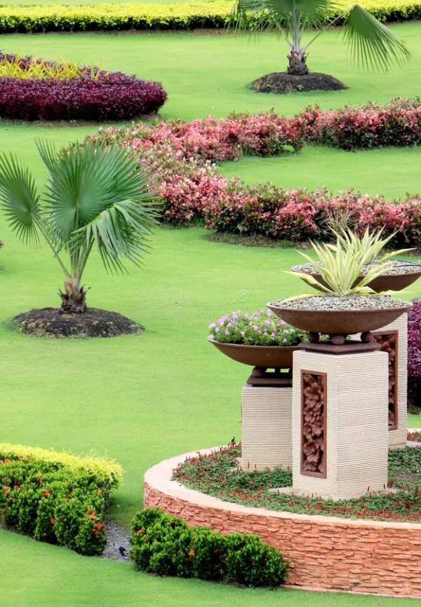 formal garden stock