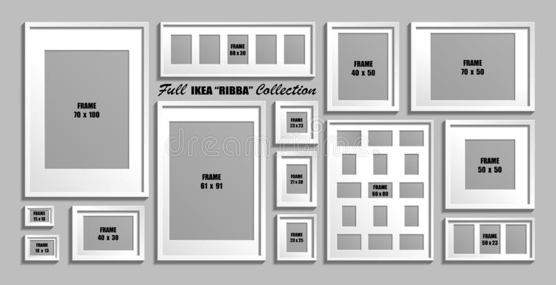 full collection of ikea ribba photo