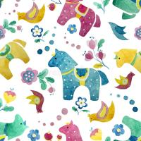 86+ Wallpaper Pattern For Children - Seamless Pattern With ...