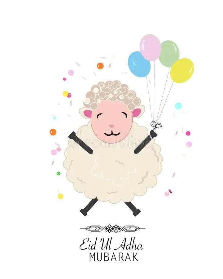Eid Ul Adha Funny Greeting Cards : funny, greeting, cards, Funny, Sheep, Illustration., Islamic, Festival, Sacrifice,, Eid-Al-Adha, Celebration, Greeting, Stock, Illustration, Holiday,, Mubarak:, 73415767