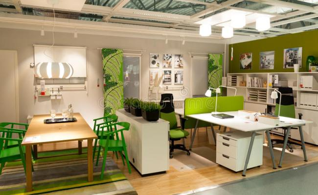 Furniture Store Ikea Editorial Stock Photo Image Of