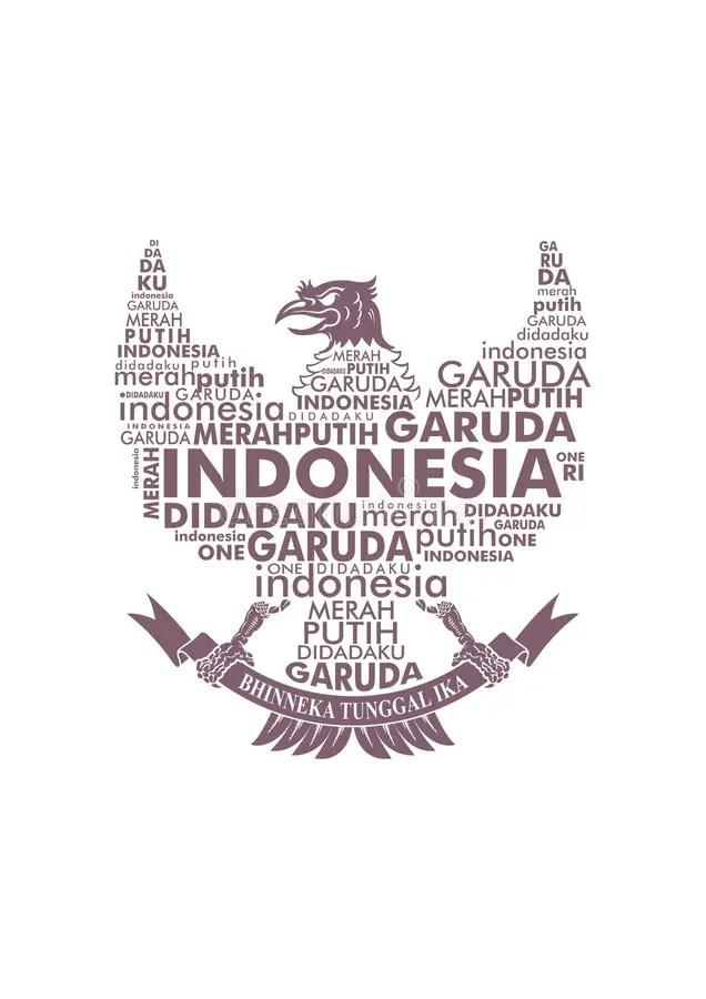 Garuda Vector Art : garuda, vector, Artistic, Garuda, Stock, Illustration., Illustration, 110995700