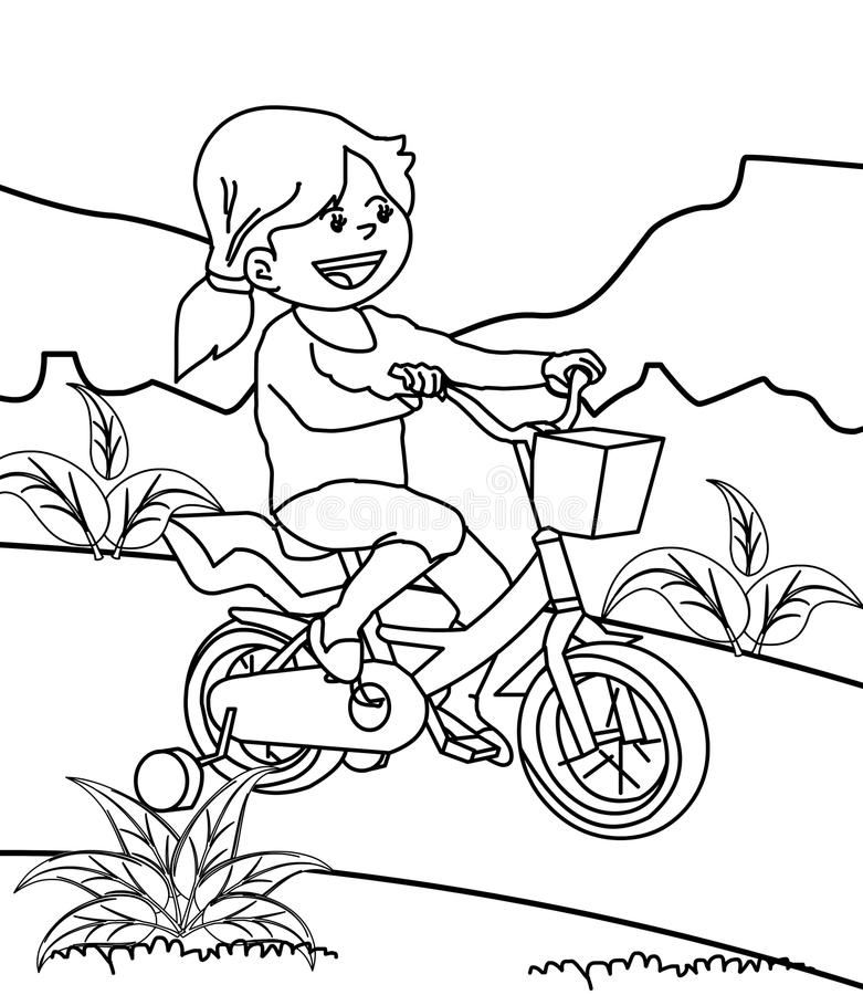 Cartoon Dirt Bike Engine Diagram