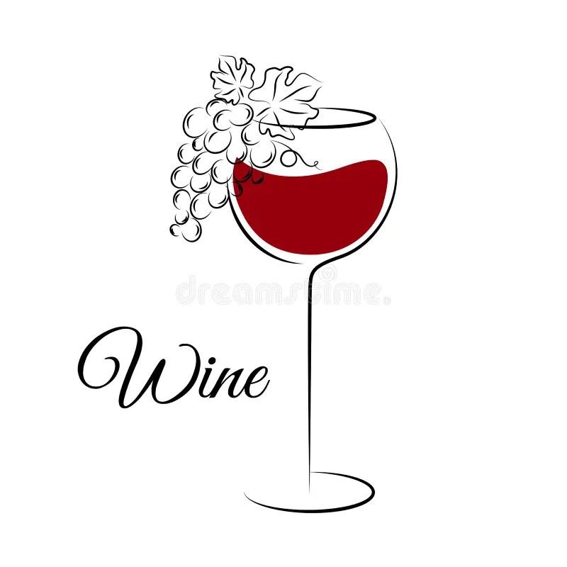 verre a vin logo