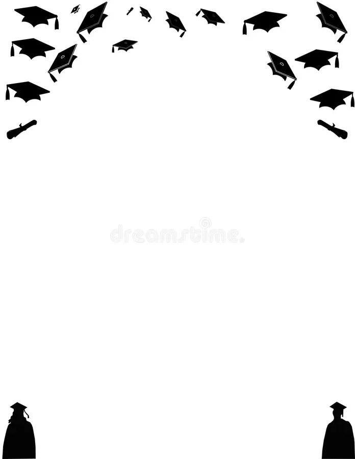Grad toss Border stock vector. Illustration of clipart