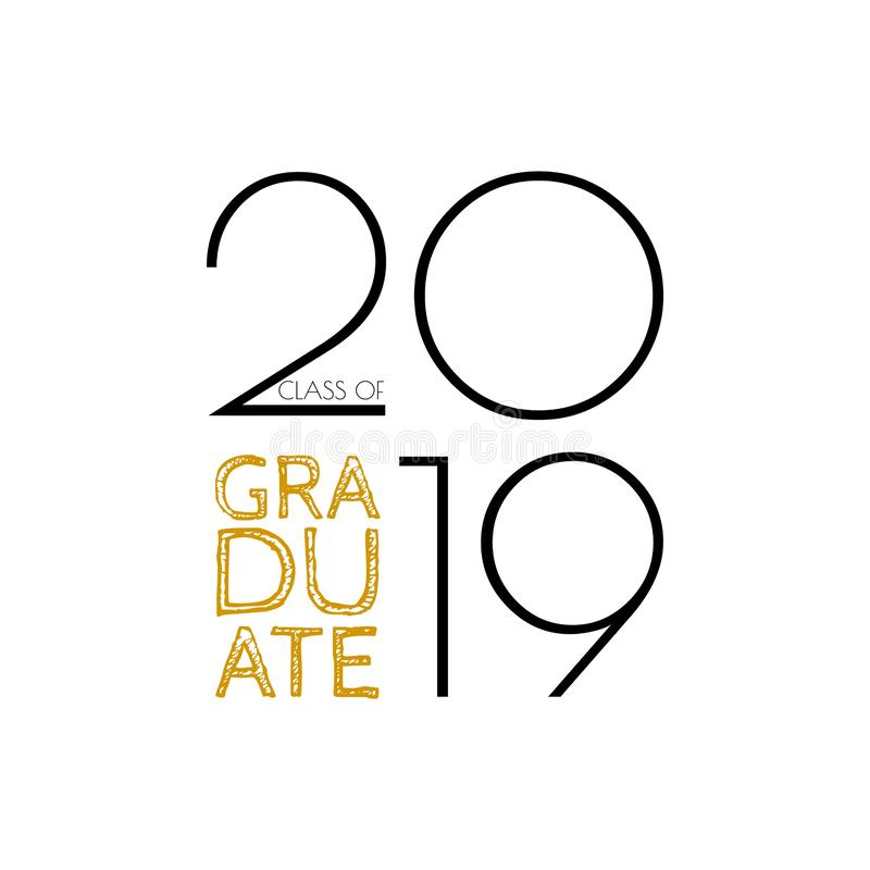Graduation Vector Banner. Background Congrats Graduates
