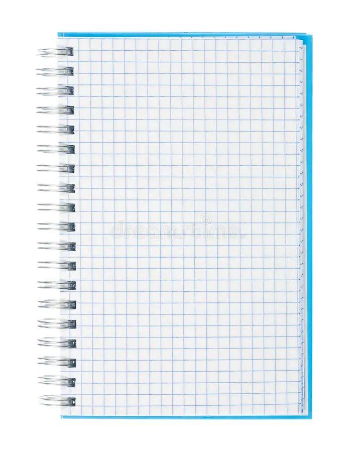 spiral graph paper