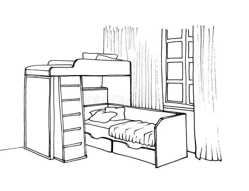 Graphical sketch stock illustration. Illustration of