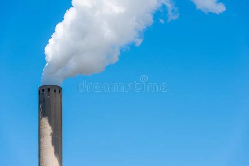Blue Smoke Chimney
