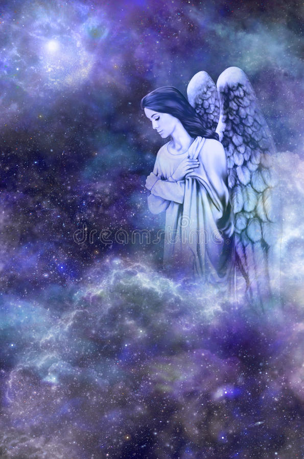 guardian angel stock images