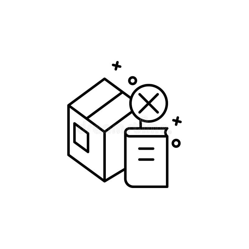 Box Book Stock Illustrations