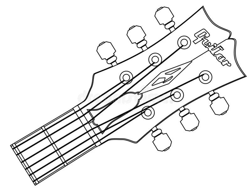 Neck Guitar Tuner