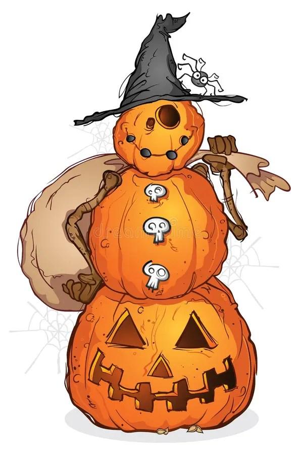 halloween pumpkin scarecrow royalty