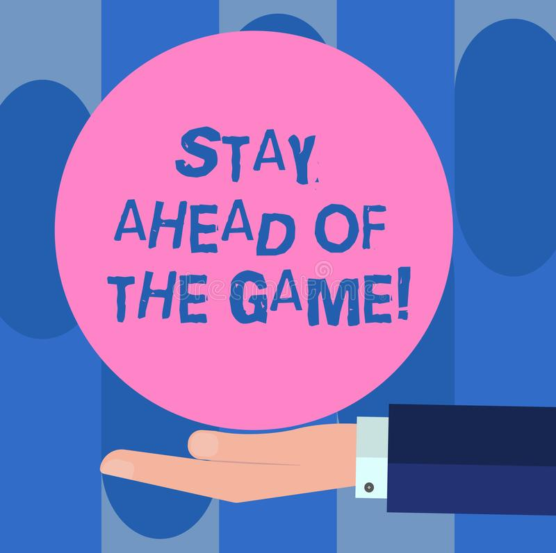 Stay Ahead Game Concept Stock Illustrations – 9 Stay Ahead Game Concept Stock Illustrations. Vectors & Clipart - Dreamstime
