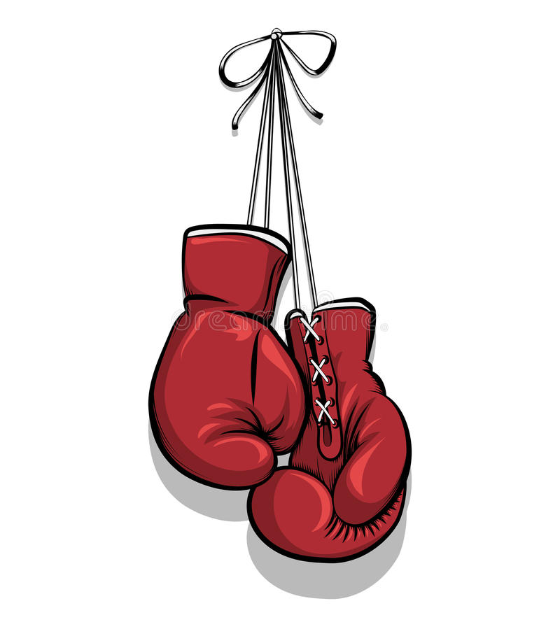 Glove Boxing Box Shadow