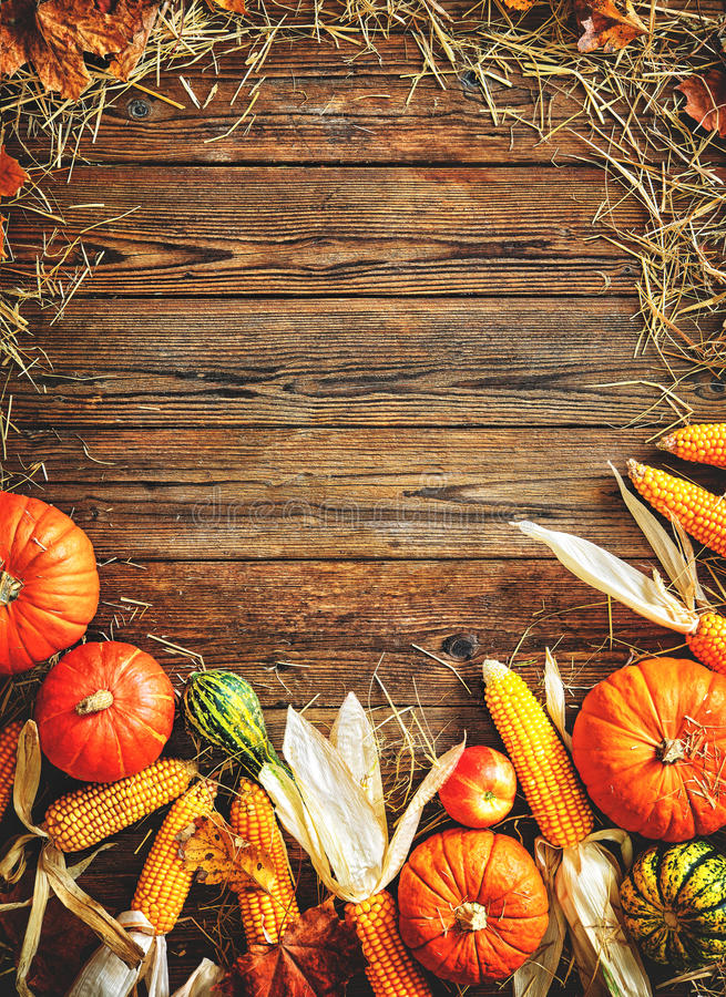Free Fall Harvest Wallpaper Harvest Or Thanksgiving Background Stock Image Image Of