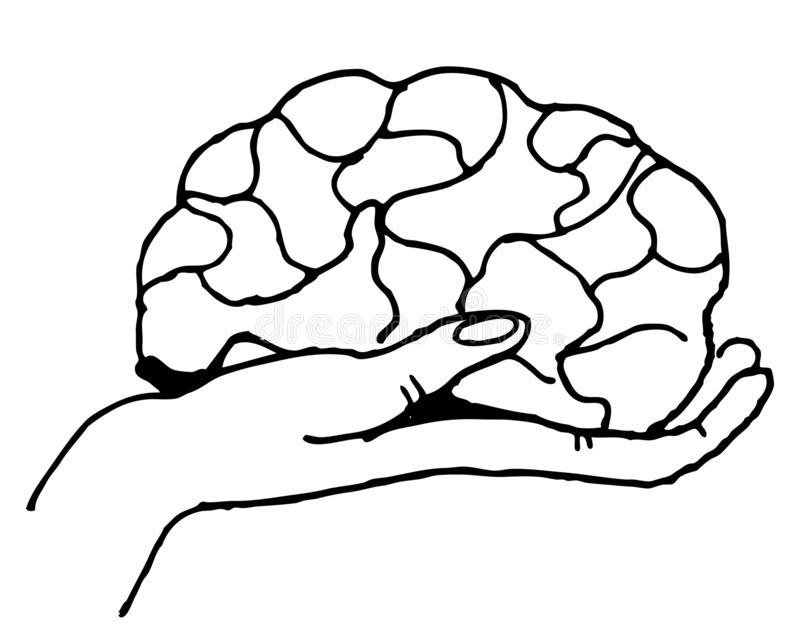 Psychology Logo stock vector. Illustration of graphic
