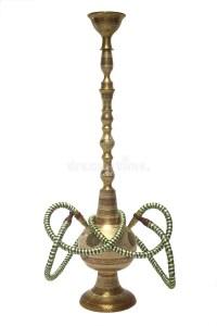 Hookah Pipe stock image. Image of tube, hookah, ornament ...