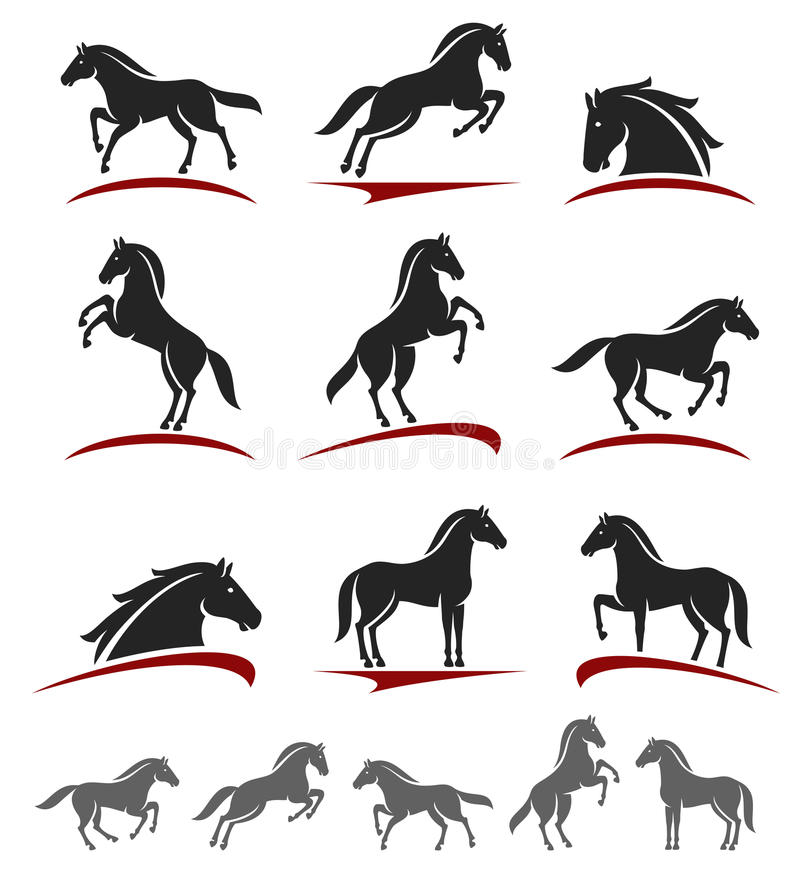 Harness racing stock vector. Illustration of background