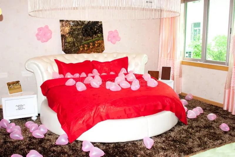 Huwelijksslaapkamer