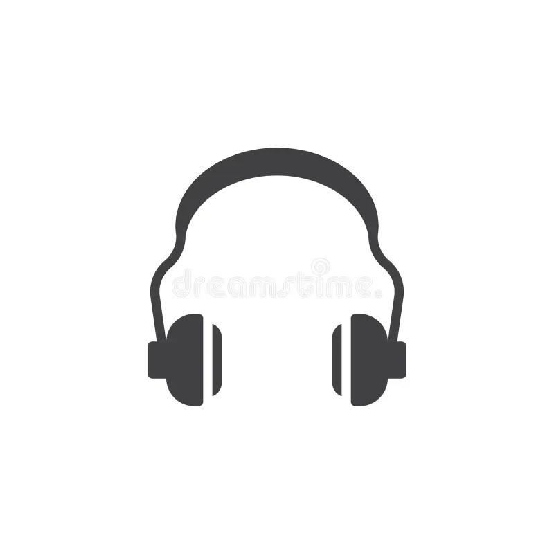 L'oreille, Audition, Vecteur D'icône, A Rempli Signe Plat
