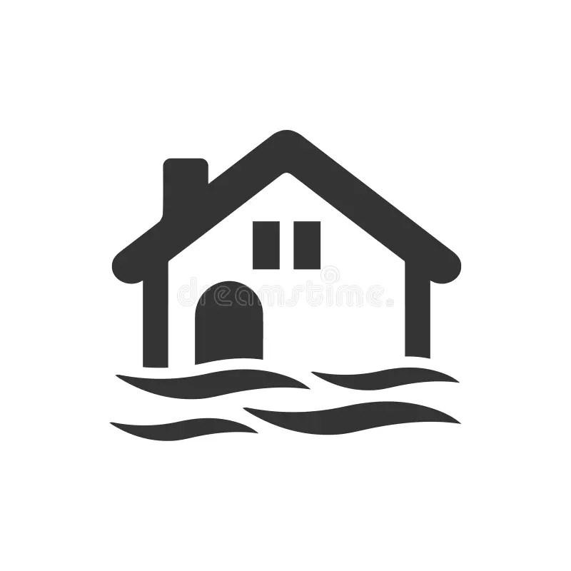 Inondazione Illustrazioni, Vettoriali E Clipart Stock