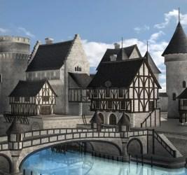 Medieval Village Stock Illustrations 3 269 Medieval Village Stock Illustrations Vectors & Clipart Dreamstime
