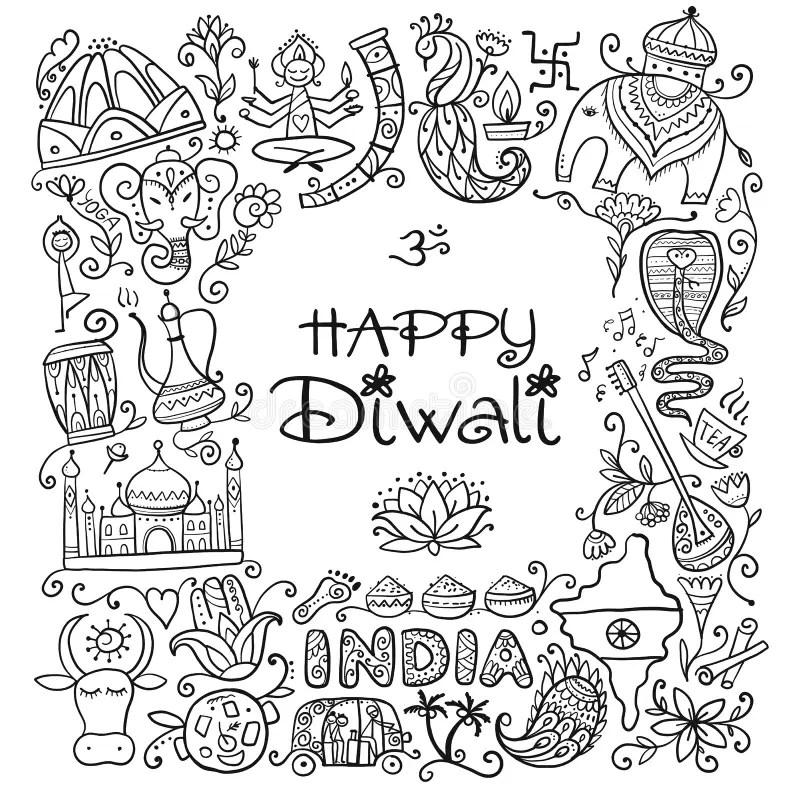 Diwali Sketch Stock Illustrations 1 664 Diwali Sketch Stock Illustrations Vectors Clipart Dreamstime