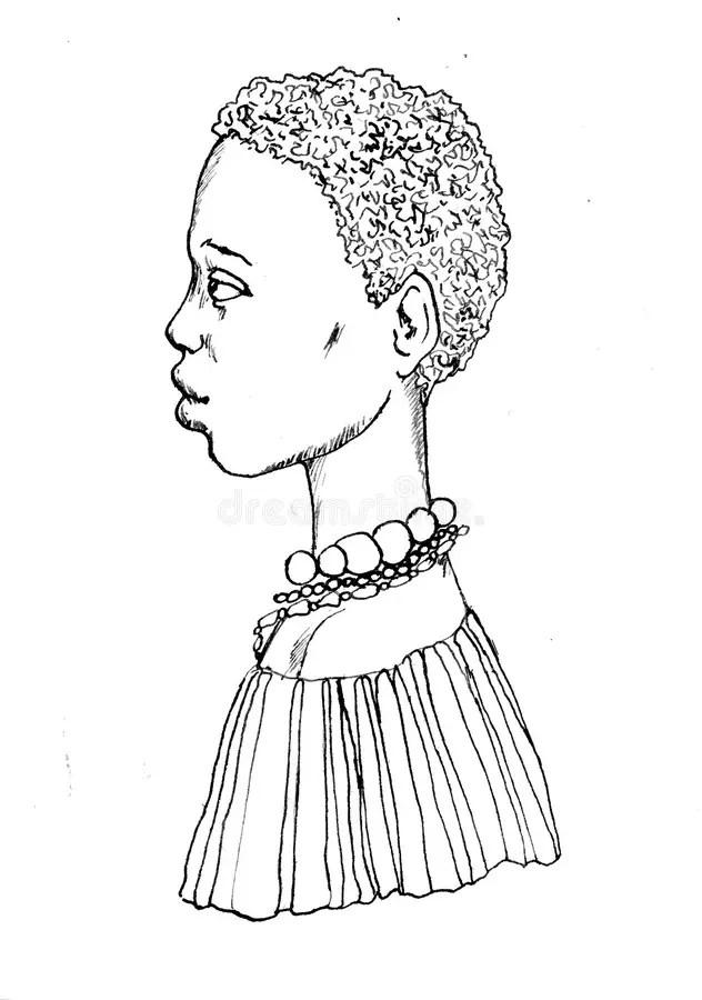 Short Hair Drawing : short, drawing, Short, Drawing, Stock, Illustrations, 1,905, Illustrations,, Vectors, Clipart, Dreamstime