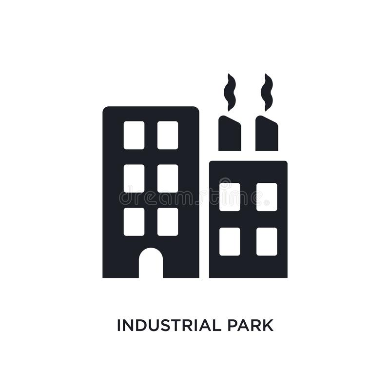 Industrial Logo Stock Illustrations