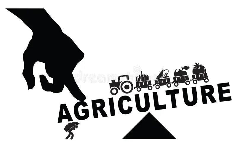 Industrialization Farm Stock Illustrations