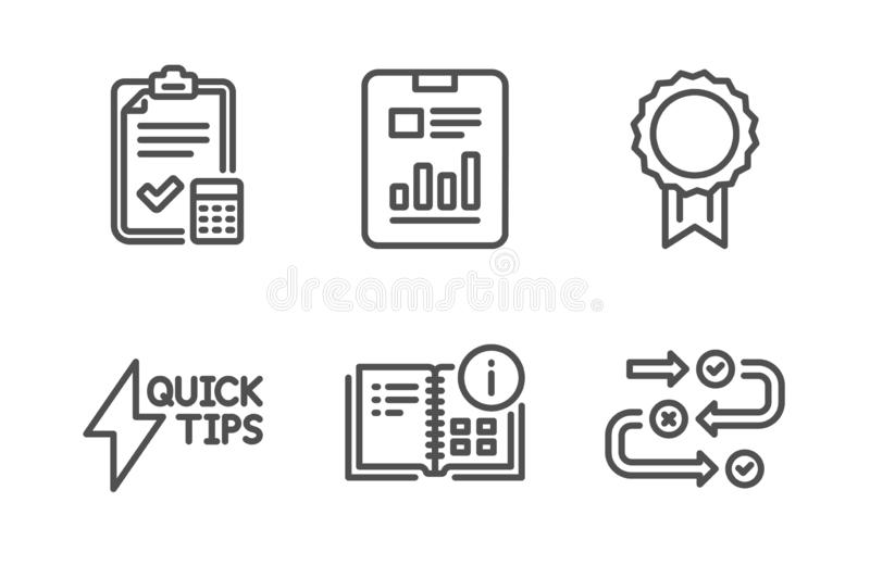First Aid, Instruction Info And Diagram Graph Icons