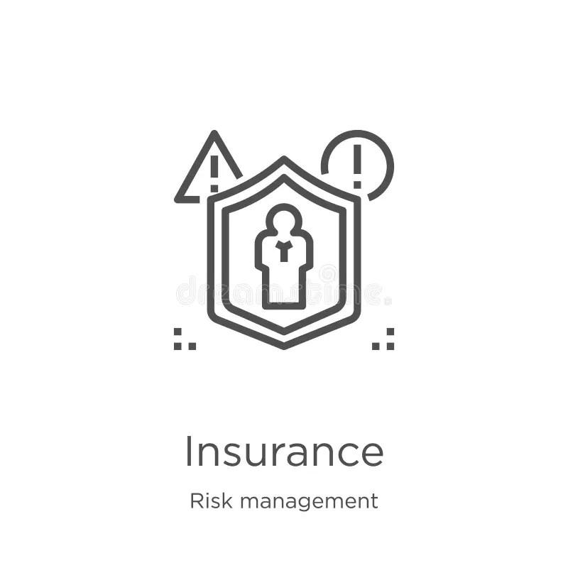 Risk & Insurance Management Stock Illustration